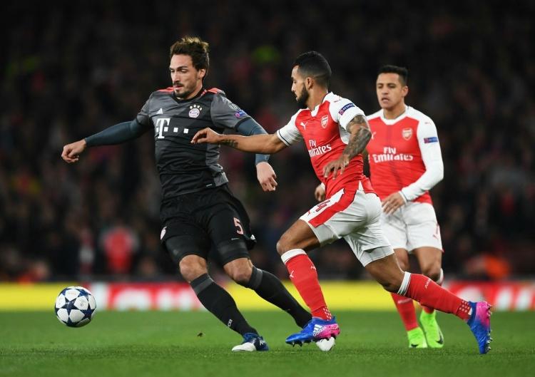 «Бавария» разгромила «Арсенал» и ожидаемо вышла в четвертьфинал ЛЧ