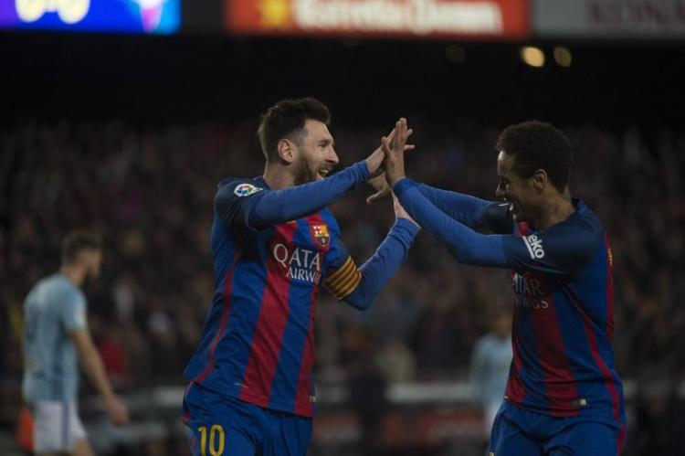 «Нырок бога» и ещё 5 мыслей после матча «Барселона» – «ПСЖ»