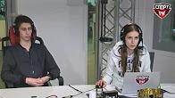 Спорт FM: 100% Футбола. Жеребьёвка еврокубков  (17.03.2017)