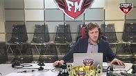 Спорт FM: 100% Футбола. Александр Кержаков (21.03.2017)