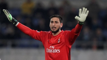 «Милан» готов заплатить Райоле, чтобы продлить контракт с Доннаруммой