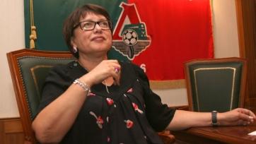 Смородская: «Мертенса я покупала дважды»