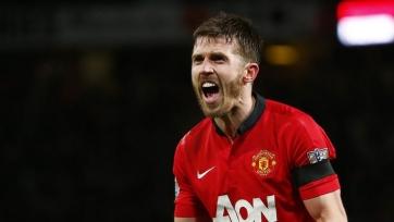«Манчестер Юнайтед» проведёт в июне благотворительный матч в честь Майкла Каррика
