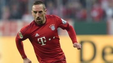Рибери заявил, что не будет играть нигде, кроме «Баварии»