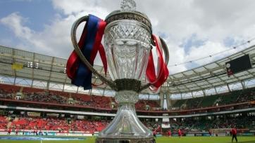 Финал Кубка России назначен на 2 мая и пройдёт в Сочи