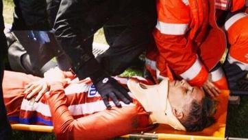 Торрес: «Я отделался лёгким испугом»