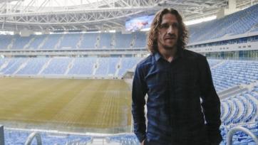 Пуйоль: «В 2008-м у России были классные игроки, было особенно приятно обыграть её в группе, а затем в полуфинале Евро»