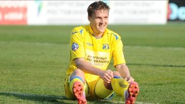 Бухаров – автор первого гола весенней части РФПЛ