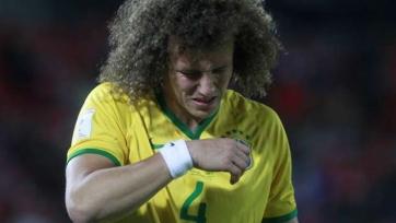 Давид Луис снова не попал в заявку сборной Бразилии