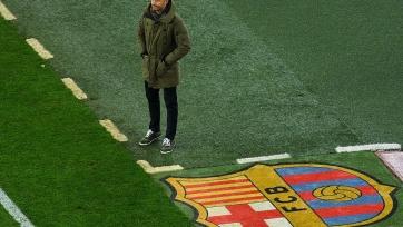«Барселона» объявила, когда назовёт имя сменщика Энрике