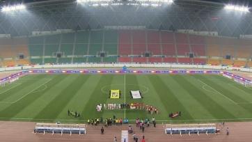 Первый матч китайского чемпионата прошёл без зрителей на трибунах