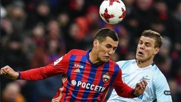 ЦСКА и «Зенит» голами не порадовали