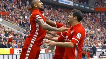 «Бавария» выиграла у «Кёльна»