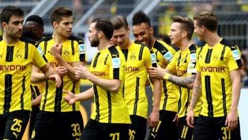 «Боруссия» забила шесть голов «Байеру» и другие результаты матчей 23-го тура Бундеслиги