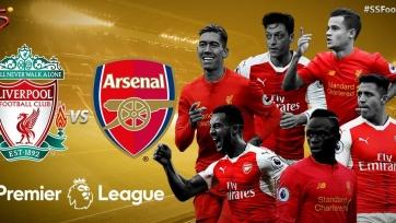 «Ливерпуль» - «Арсенал», прямая онлайн-трансляция. Стартовые составы команд