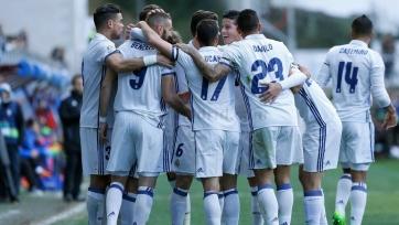 «Реал» «угостил» «Эйбар» четырьмя голами