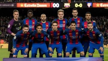 «Барселона» - «Сельта», прямая онлайн-трансляция. Стартовый состав «Барселоны»