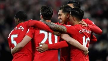 Впервые за последние семнадцать лет «Ливерпуль» обыграл «Арсенал» в обоих матчах сезона