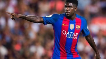 «Барселона» выиграла 16 матчей из 16, в которых играл Умтити