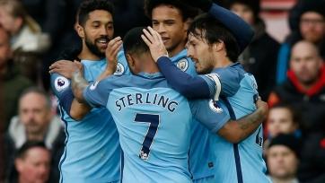 «Манчестер Сити» взял верх над «Сандерлендом»
