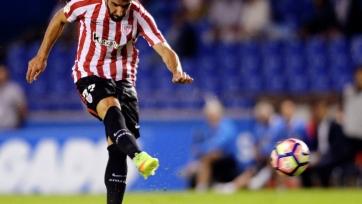 «Атлетик» переиграл в домашнем матче «Малагу»