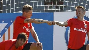 Гризманн: «Торрес нужен «Атлетико»