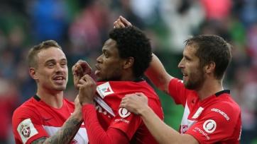 Луис Адриано доволен дебютом за «Спартак»