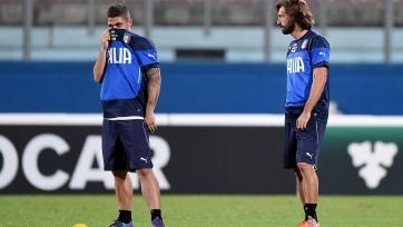 Андреа Пирло: «Верратти – настоящее и будущее итальянского футбола»