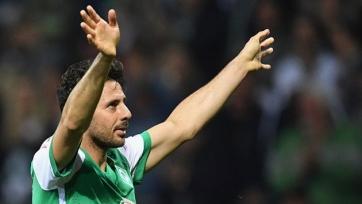 «Вердер» не будет подписывать новый контракт с Писарро