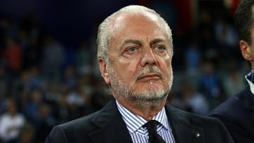 Де Лаурентис: «Нужно быть сумасшедшим, чтобы отдать за Игуаина 90 миллионов евро»