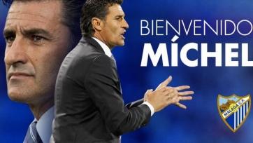 Официально: Мичел – новый главный тренер «Малаги»
