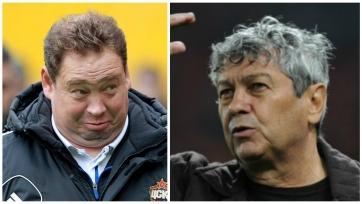 Слуцкий может сменить Луческу на посту главного тренера «Зенита»