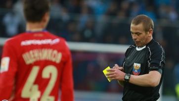 Егоров: «Пусть лучше Гончаренко занимается своей работой»
