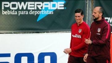 Фернандо Торрес вернулся к тренировкам