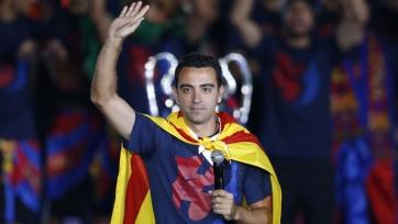 Хави мечтает стать наставником «Барселоны»