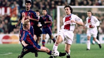 ПСЖ лишь один раз выбивал «Барселону» из Лиги чемпионов