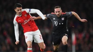 Домашнее поражение «Арсенала» от «Баварии» стало самым крупным для «канониров» за последние 19 лет