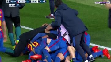 Известные футбольные личности нахваливают «Барселону»