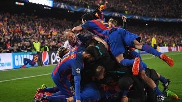 «Барселона» сумела обыграть ПСЖ с необходимой разницей мячей!