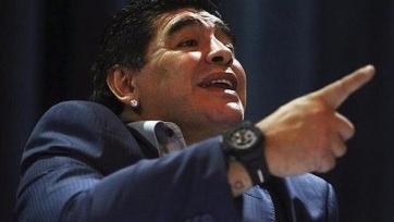 Марадона станет послом чемпионата Китая
