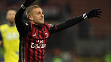 «Милан» начал переговоры о полноценном переходе Деулофеу