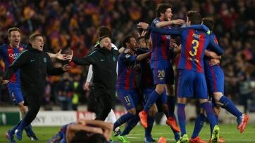 61% испанских болельщиков считает, что «Барселоне» помогли судьи