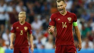 Василий Березуцкий решил приостановить выступления за национальную команду