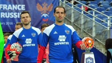 Широков считает, что капитаном российской сборной должен стать Акинфеев