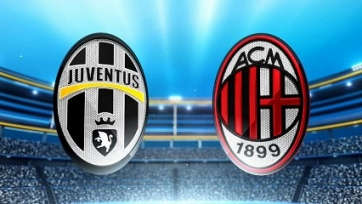 «Ювентус» - «Милан», прямая онлайн-трансляция. Стартовые составы команд