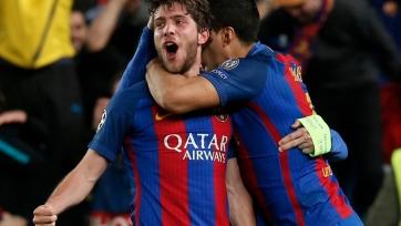 Барселонские сейсмологи зарегистрировали микроземлетрясение после шестого гола в ворота ПСЖ