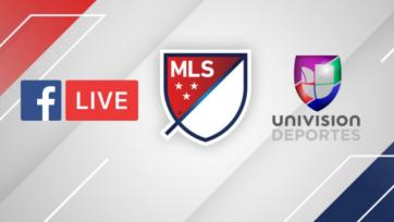 MLS намерена транслировать свои матчи по фэйсбуку
