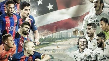 «Барселона» и «Реал» сыграют 29-го июля в Майами