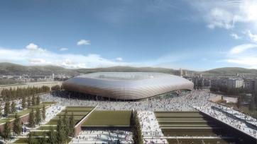 «Фиорентина» презентовала проект нового стадиона за 420 миллионов евро