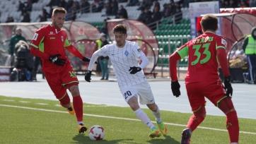 «Уфа» одолела «Крылья Советов» на домашнем поле и вышла на четвёртое место в РФПЛ